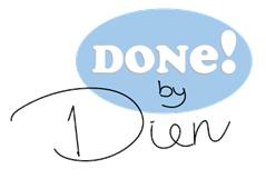 Jullie droombruiloft, Done! by Dien!